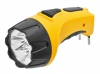 Фонарь NPT-CP03-ACCU, 4 LED, аккумуляторный с вилкой