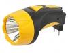 Фонарь NPT-CP04-ACCU, 7 LED, аккумуляторный с вилкой