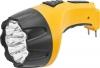 Фонарь NPT-CP05-ACCU, 15 LED, аккумуляторный с вилкой