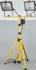 Прожектор Camelion 2х500Вт на штативе до 2м